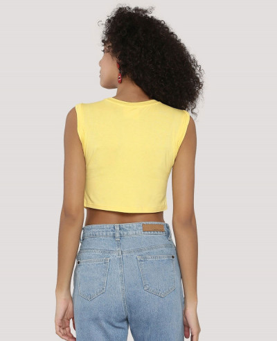 Women-Custom-Twisted-Cuff-Boxy-Crop-Top