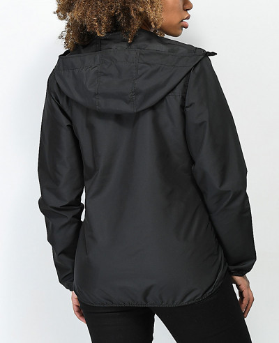 Women-Fashion-Black-Windbreaker-Jacket-AA-2714-(1)