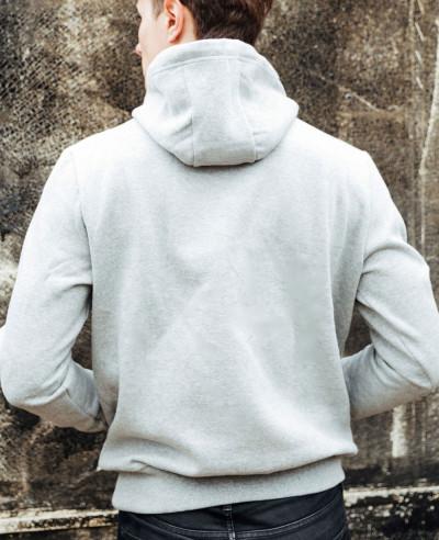 Women-Grey-Printed-Hoodie