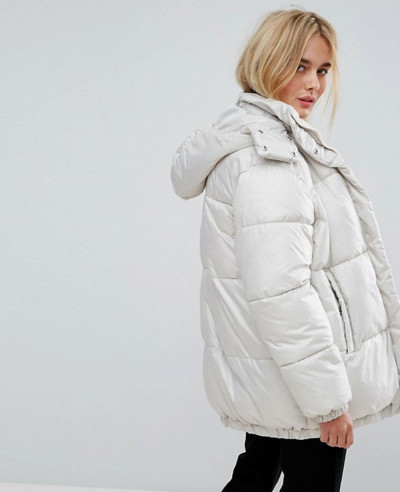 Women-Quilted-Puffer-Padded-Jacket