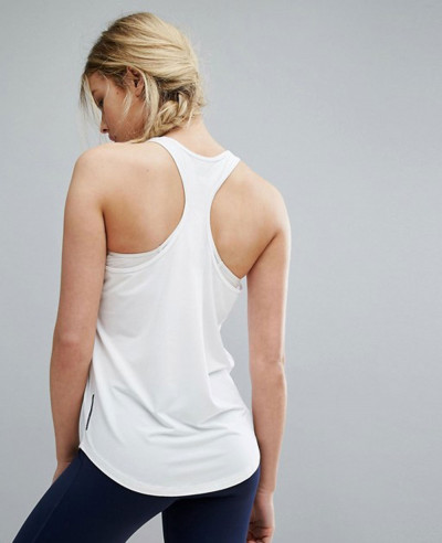 Women-White-Cotton-Tank-Top