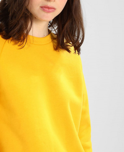 Women-Yellow-Sweatshirt