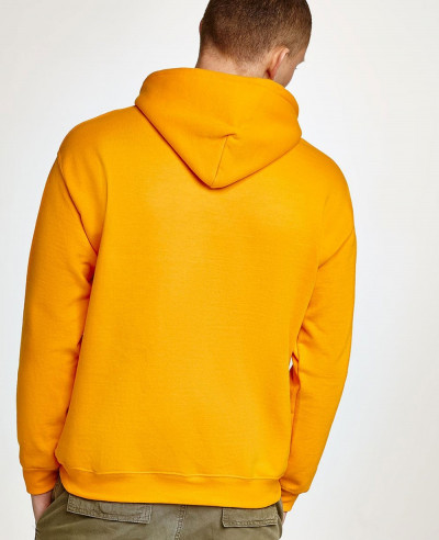 Yellow Gold Oversized Hoodie