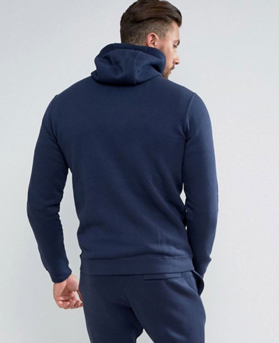 Zip-Up-Hoodie-With-Futura-Logo-In-Navy