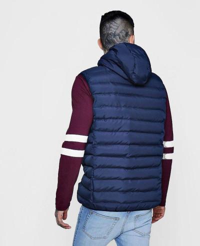 Zipper-Through-Hooded-Padded-Puffer-Gilet