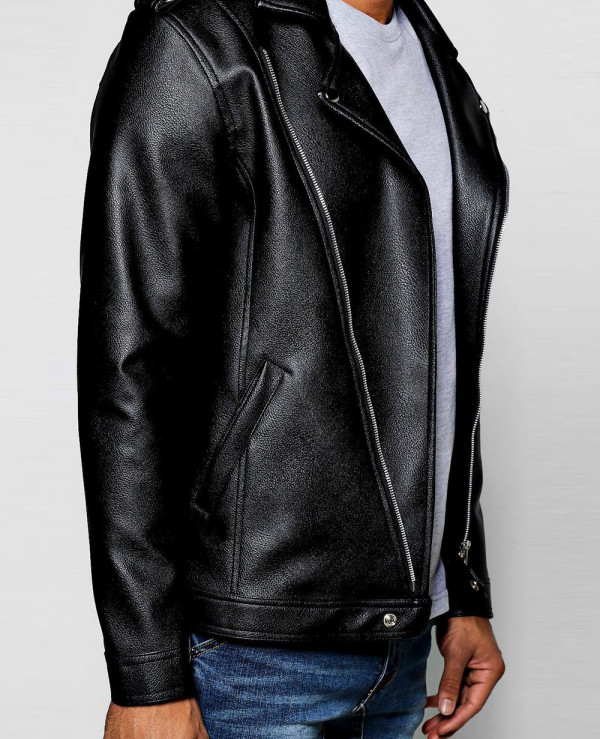 Asymmetric-Faux-Leather-Black-Biker-Jacket