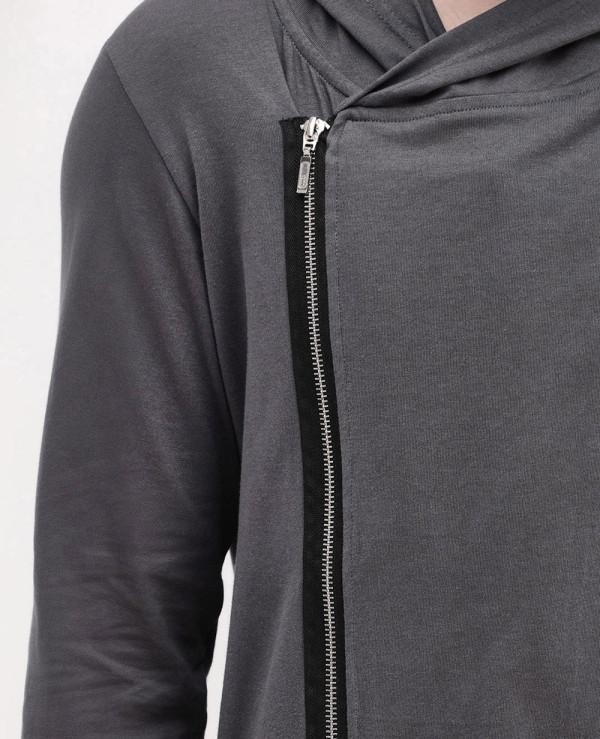 Asymmetrical-Zipper-Hoodie
