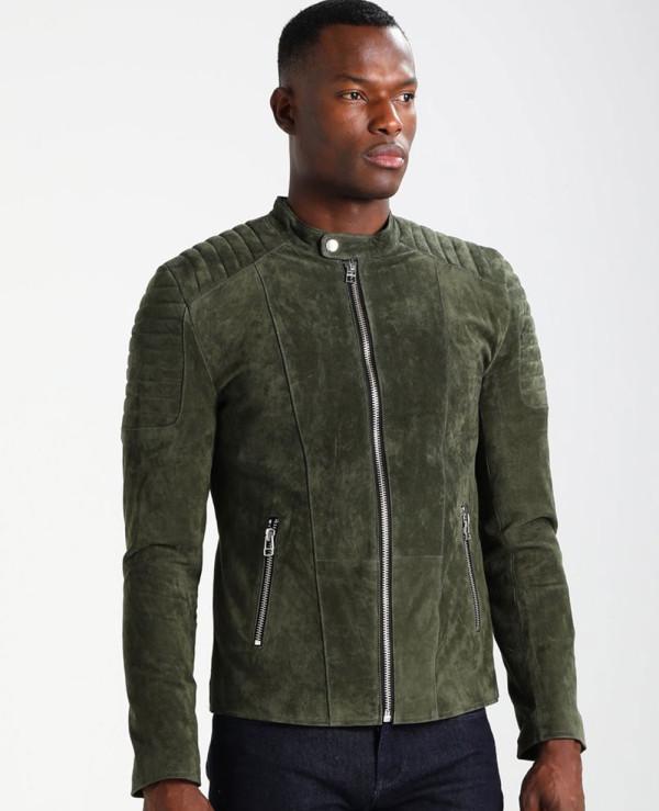 Biker-Custom-Suede-Leather-Jacket
