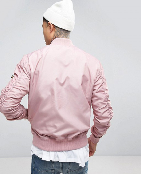 Bomber-Jacket-Slim-Fit-in-Pink