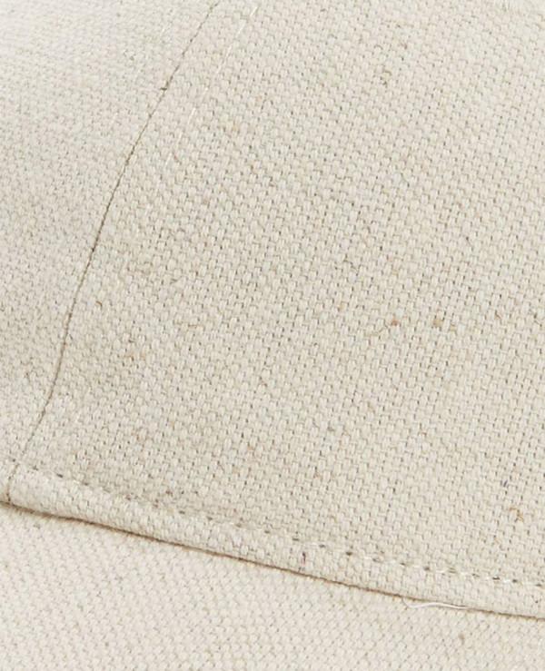 Cotton-&-Linen-Baseball-Cap