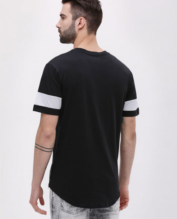 Curve-Hem-Longline-Embroidered-T-Shirt