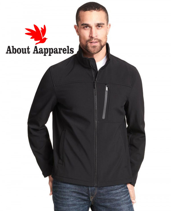 Famous-Maker-Breathable-Water-Resistant-Softshell-Jacket
