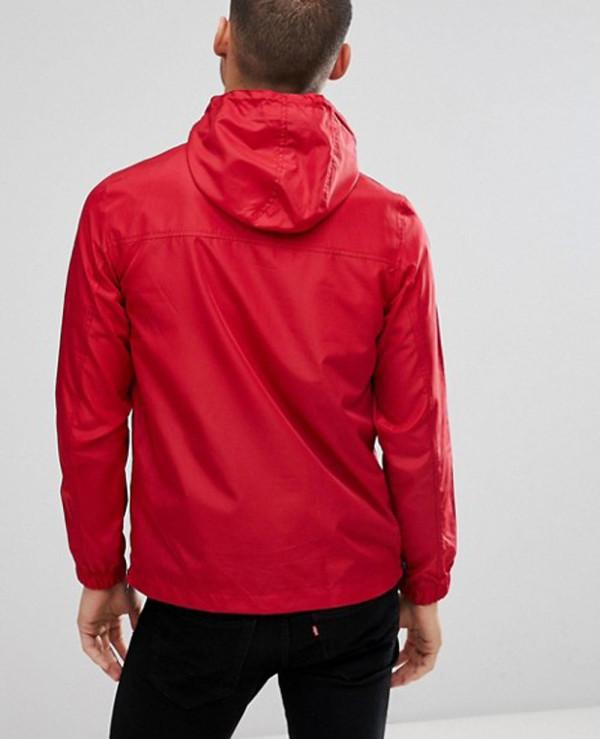 Half-Zipper-Nylon-Stylish-Custom-Windbreaker-Jacket-AA-1660-(1)