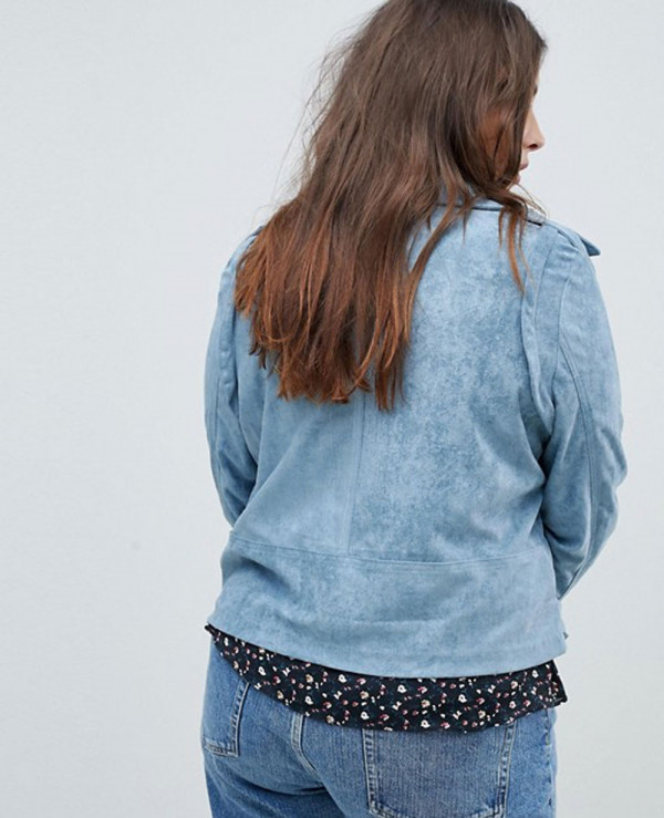 High-Quality-Fashion-Made-Biker-Jacket-In-Suedette