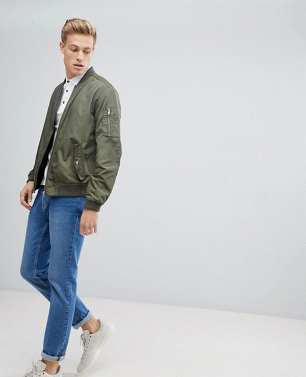 High-Quality-Men-Custom-Cotton-Jeans-Bomber-Jacket