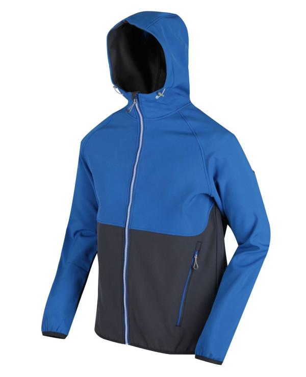 Hooded-Softshell-Jacket-Oxford-Blue-Seal-Grey