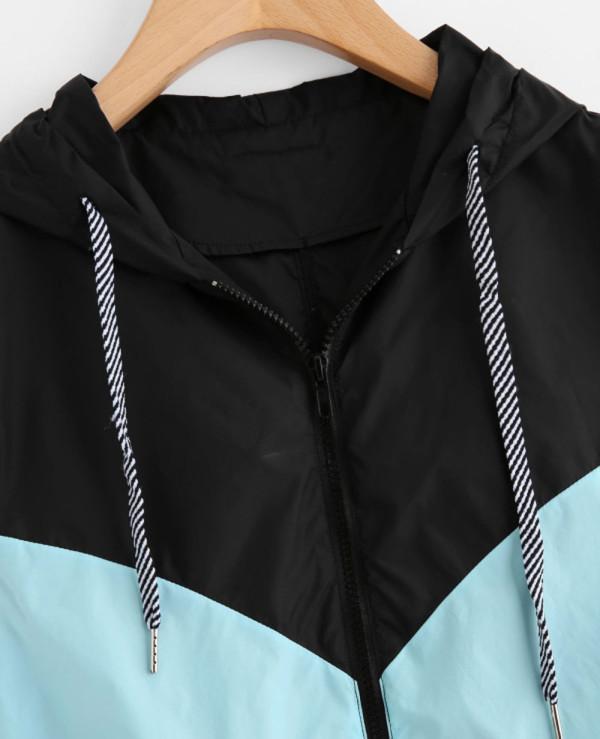 Hot-Selling-Men-Colour-Block-Hooded-Windbreaker-Jacket