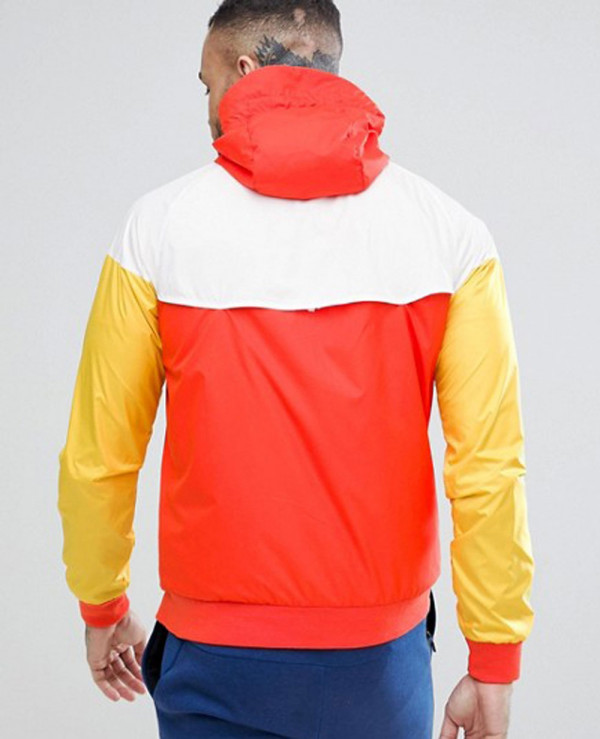 Hot-Selling-Men-Custom-Stylish-Windrunner-Jacket-In-Orange