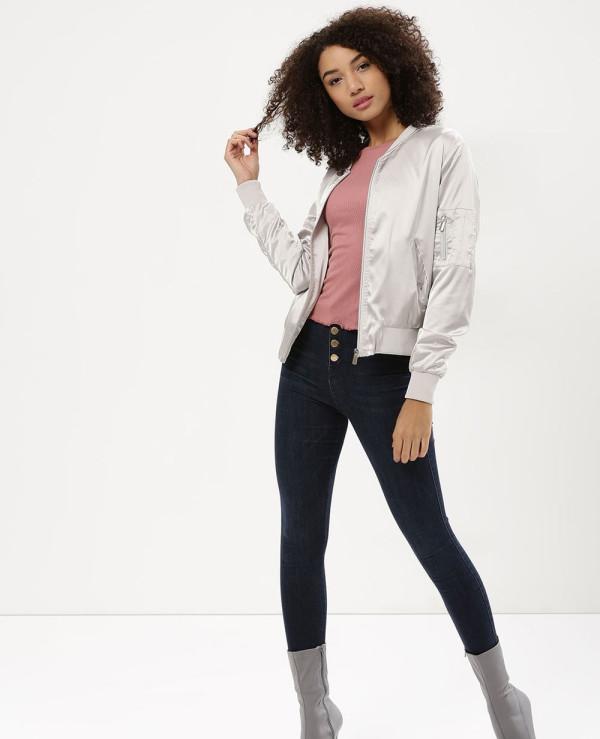 Hot-Selling-Women-Cropped-Bomber-Varsity-Jacket