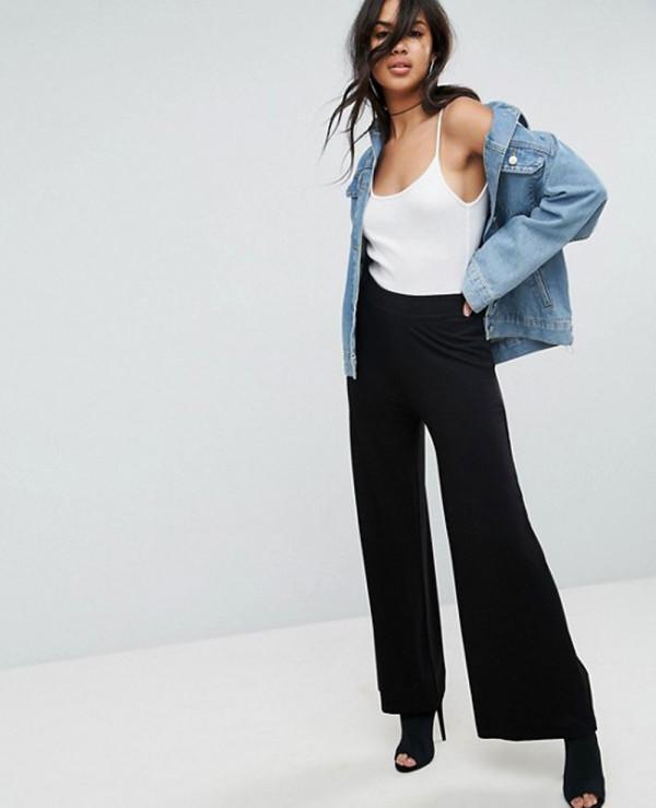 Jersey-Basic-Wide-Leg-Trouser