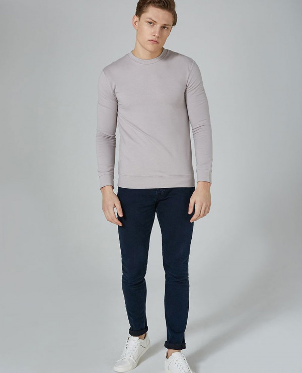Light-Grey-Ultra-Muscle-Sweatshirt