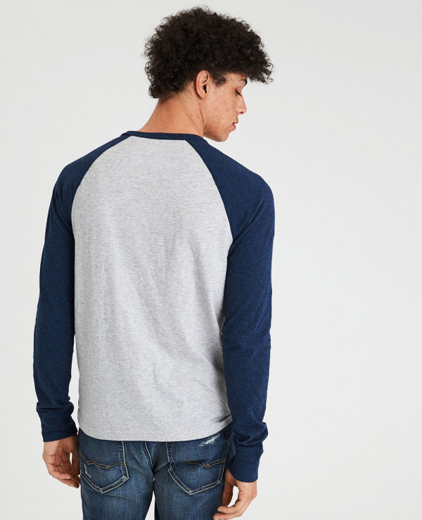 Long-Sleeve-Raglan-Blue-Custom-Made-T-Shirt