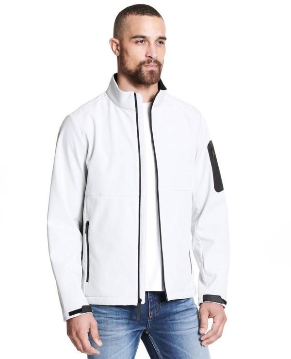 Maker-Stand-Collar-Softshell-Jacket