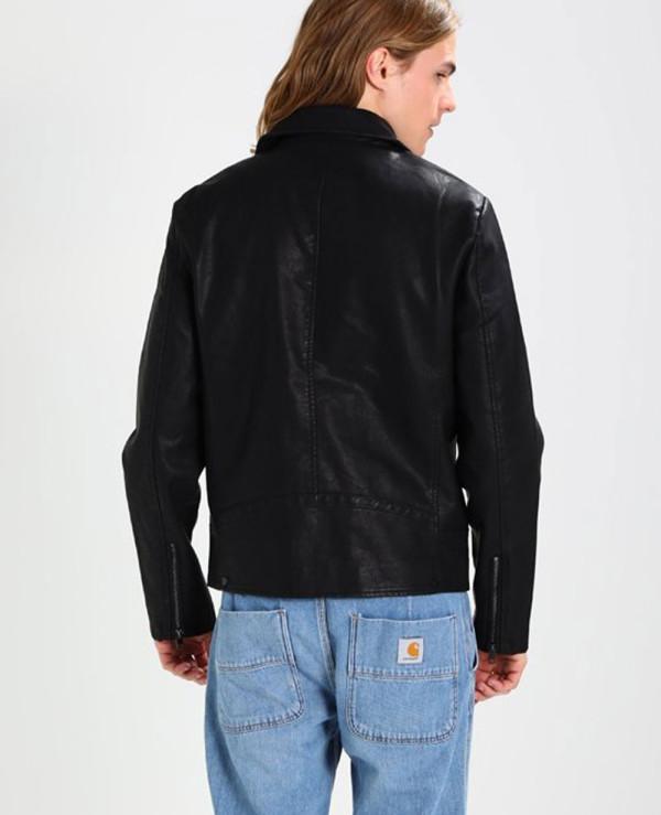 Men-Biker-Hot-Selling-Faux-Real-Leather-Jacket