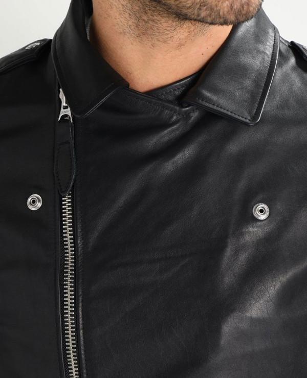 Men-Biker-Sheep-Leather-Jacket