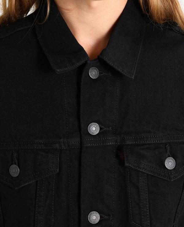 Men-Black-Hot-Selling-Custom-Denim-Jacket