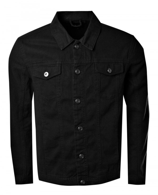 Men-Custom-4-Pocket-Denim-Jacket