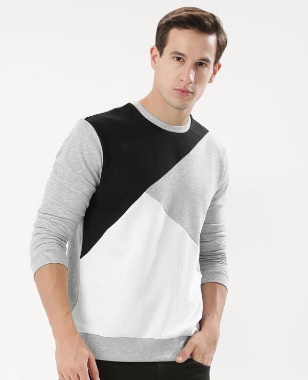 Men-Cut-And-Sew-Panel-Sweatshirt