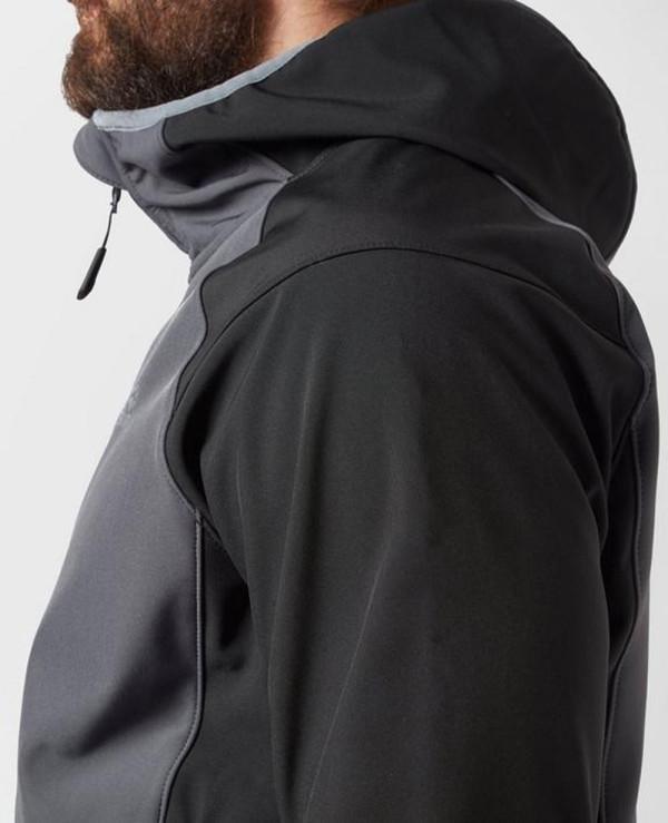 Men-Grey-Most-Selling-Softshell-Jacket