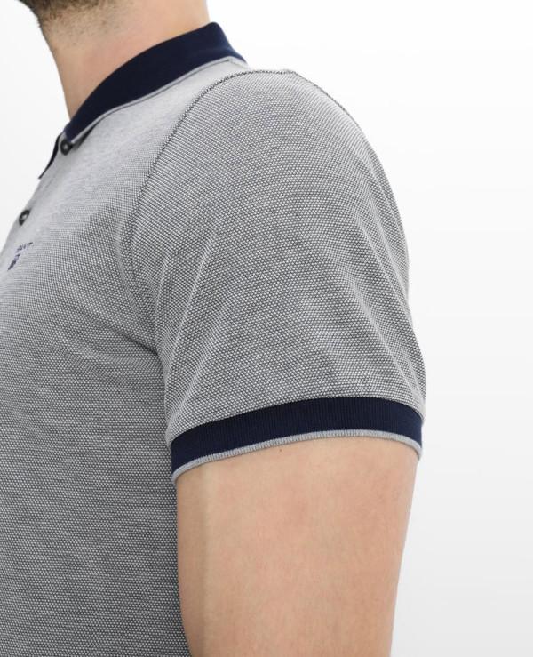 Men-Grey-Polo-Shirt