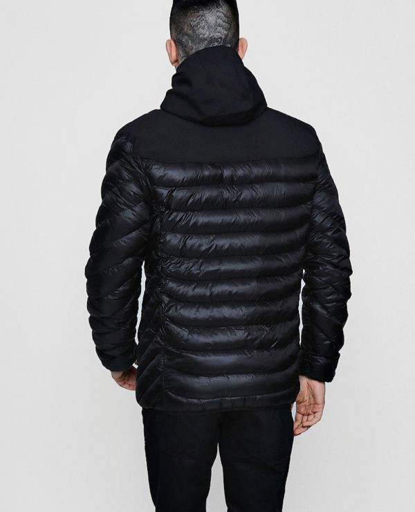 Men-Hot-Selling-Custom-Hooded-Puffer-With-Sports-Rib-Tape