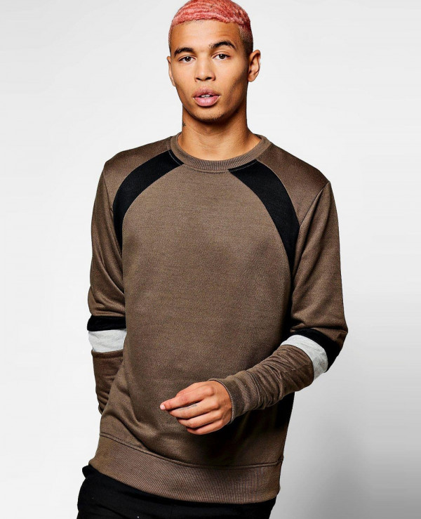Men-Hot-Selling-Raglan-Sleeve-Colour-Block-Raglan-Sweatshirt