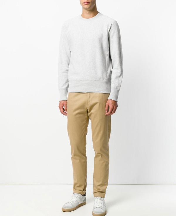 Men-Long-Sleeve-Grey-Sweatshirt