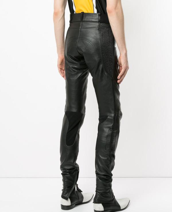 Men-Pencil-Pants-Boys-Punk-Rock-Trousers-Trendy-Faux