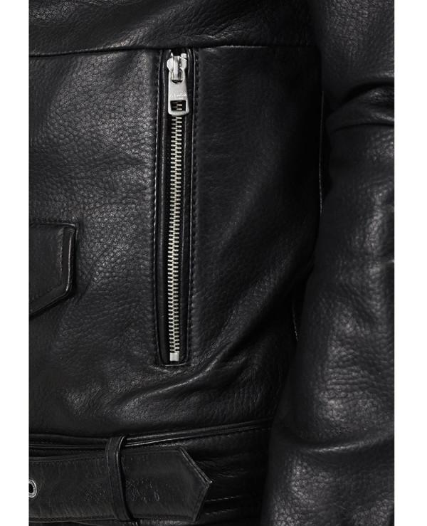 Men-Short-Biker-Real-Leather-Jacket