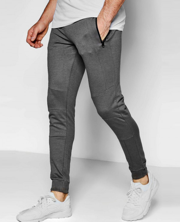 Men-Stylish-Custom-Made-Skinny-Fit-Panel-Jogger