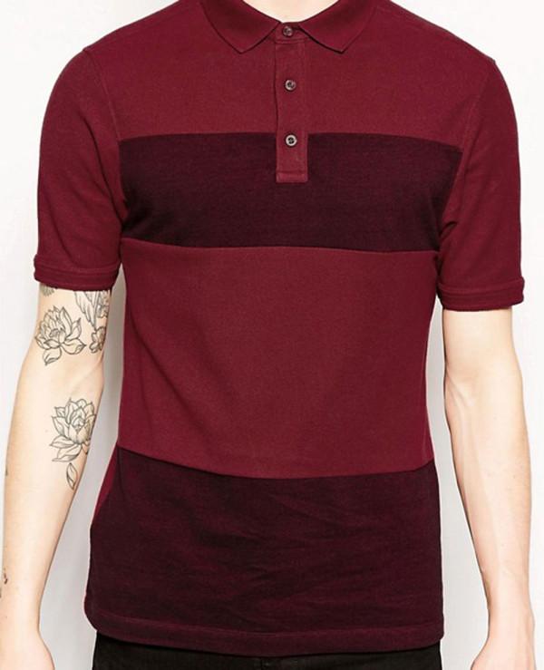 Men-With-Block-Hoop-Slim-Fit-Polo-Shirt