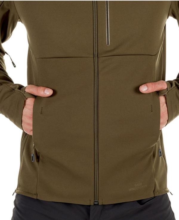 Most-Selling-Men-Custom-Hooded-Softshell-Jacket