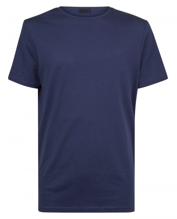 Navy-Blue-Men-Hot-Selling-Custom-T-Shirt