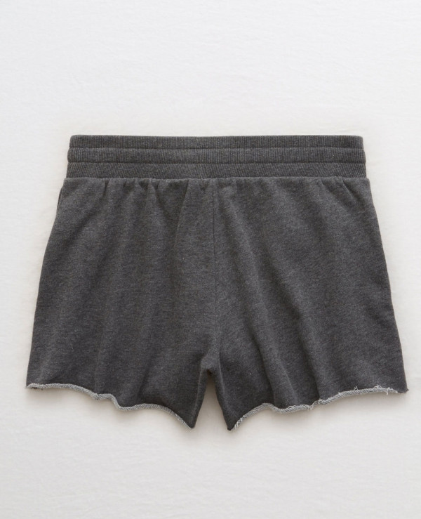 New-Fashion-Women-Grey-Style-Short