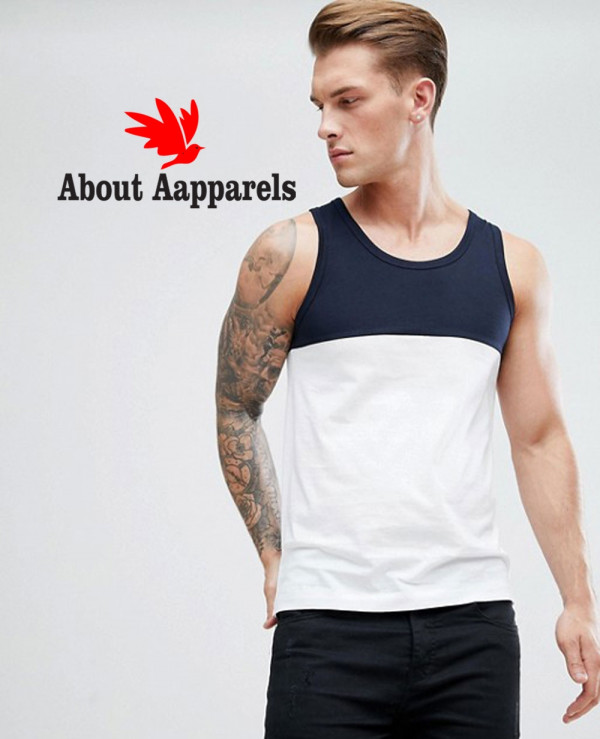New-Fashionable-Stylish-Block-Contrast-Vest
