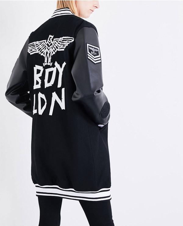 New-Hot-Selling-Women-Fashion-Wool-&-Leather-Sleeve-Letterman-Bomber-Varsity-Jacket-