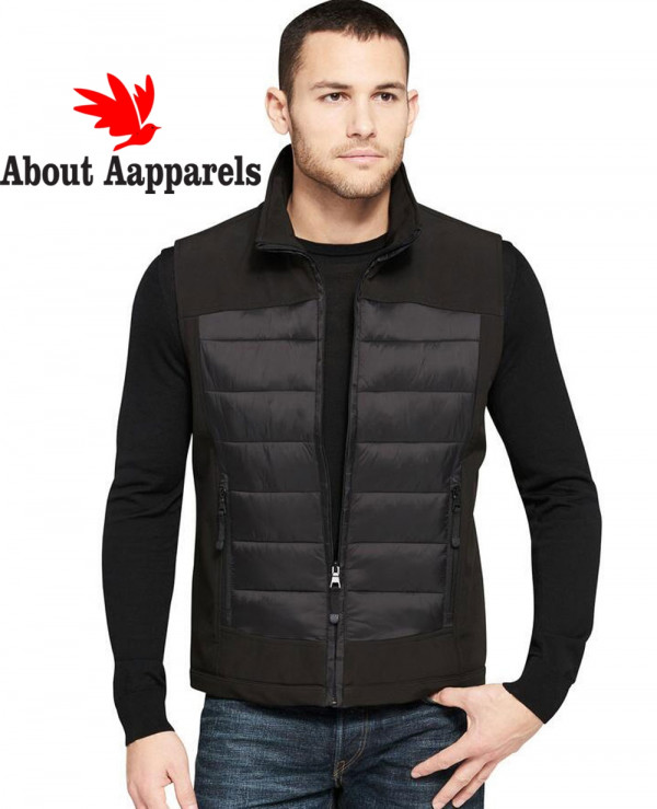 New-Look-Men-Custom-Softshell-Quilted-Vest