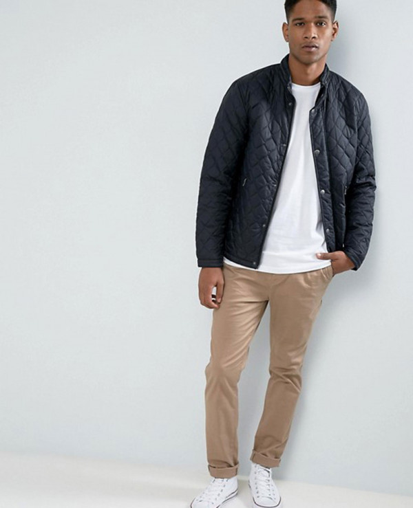New-Look-Men-Premium-Quilted-Jacket