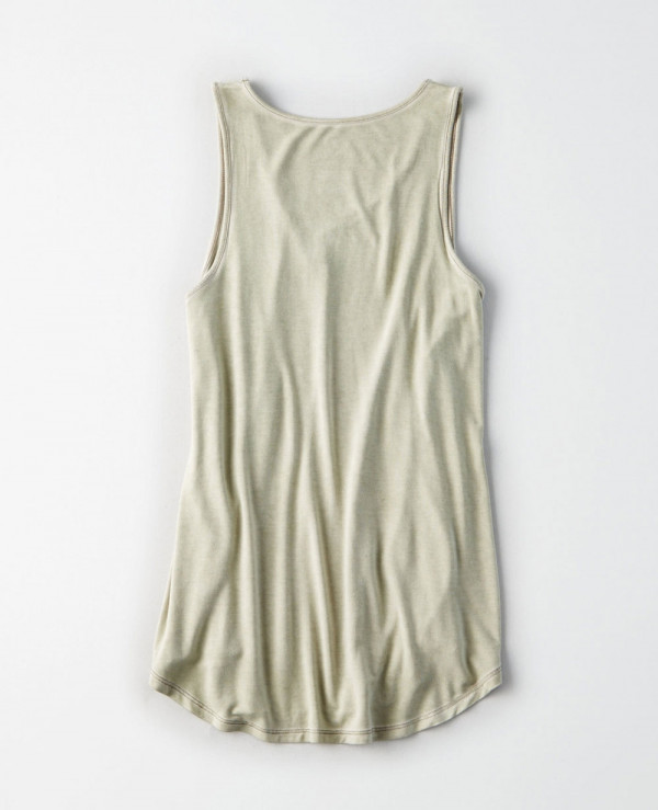 New-Maroon-High-Neck-Cotton-Tank-Top
