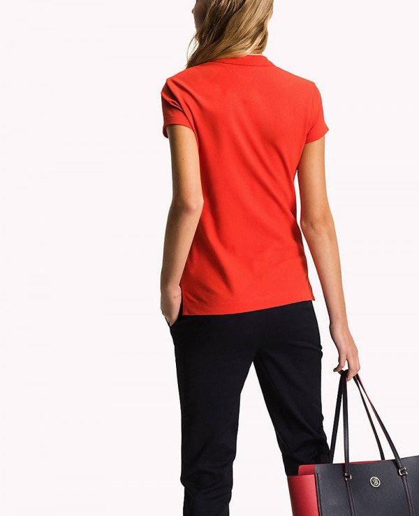 Red-Slim-Fit-Polo-Shirt